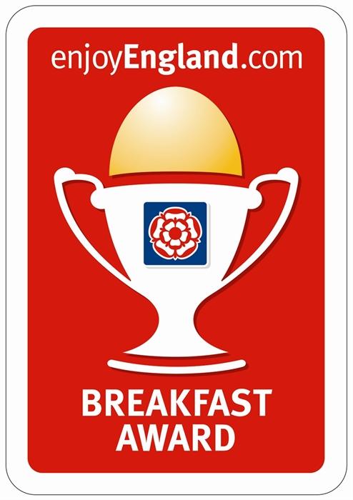 Visit England Breakfast Award 2015